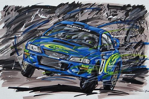 1270_WRC Subaru Imprenza 80x50