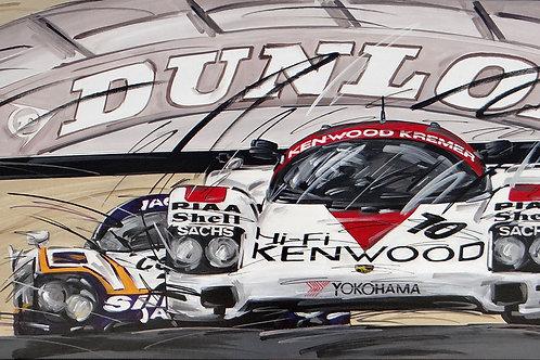 767_Porsche 956 Dunlop 100x50