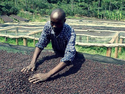 Rwanda, Kanyege Nyamasheke