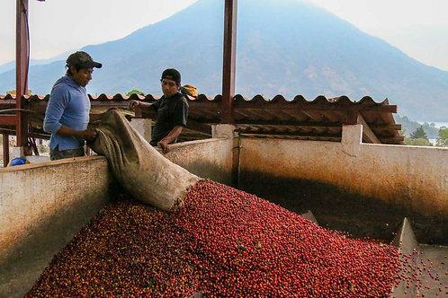 Guatemala, Huehuetenango, El Panal