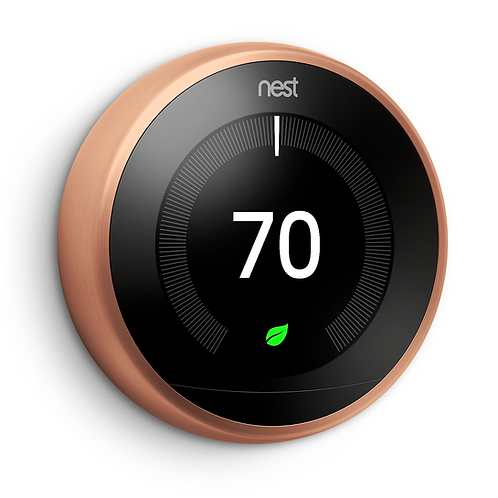 Nest Learning Thermostat Gen3