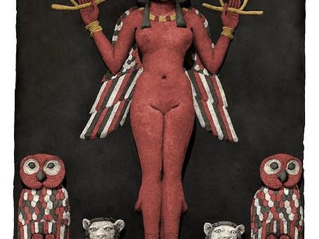 JULIA SCHMIDT: Inanna e o sexo sagrado