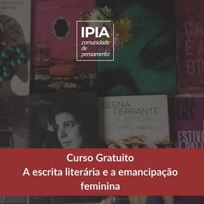 A escrita literária e a emancipação feminina