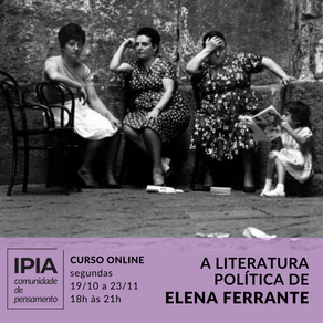 A literatura política de Elena Ferrante