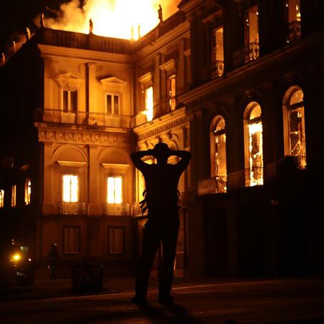 Por que nos dói tanto o incêndio do Museu Nacional ocorrido em 2018?