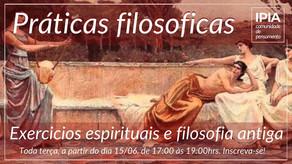 Grupo de estudos gratuito: Práticas filosóficas