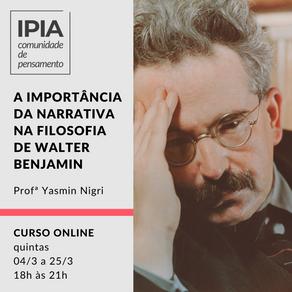 A importância da narrativa na filosofia de Walter Benjamin