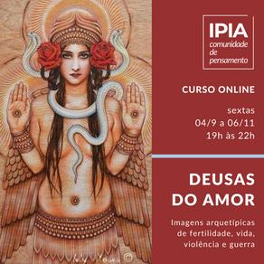 Deusas do Amor - Imagens arquetípicas de fertilidade, vida, violência e guerra