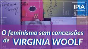 Curso online O feminismo sem concessões de Virginia Woolf