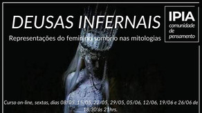 Curso online Deusas Infernais e o feminino sombrio