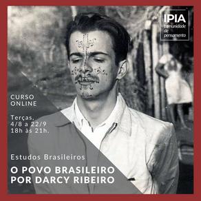 Estudos brasileiros: O Povo Brasileiro por Darcy Ribeiro
