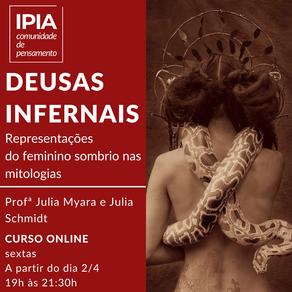 DEUSAS INFERNAIS: Representações do feminino sombrio nas mitologias