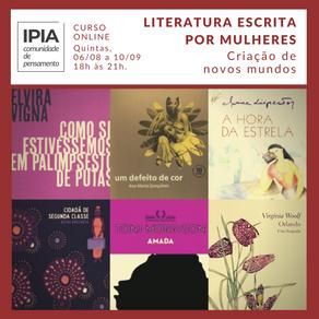 Literatura escrita por mulheres: criação de novos mundos