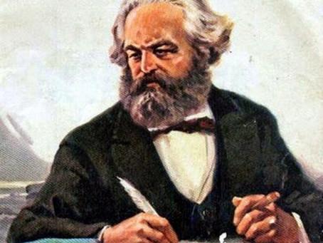 FREDERICO LEMOS: Lembrança de Marx: muitos anos de vida...