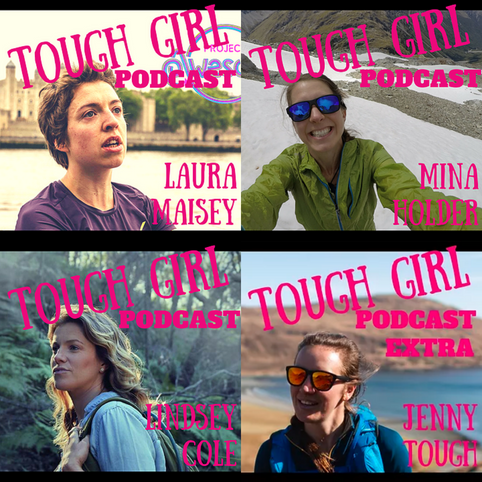 Country Runners Guests of Tough Girl Podcast (Part 2)