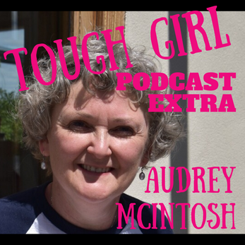 Audrey McIntosh - 56, Her Global Odyssey, 100km non-stop in each of the World's Continents!