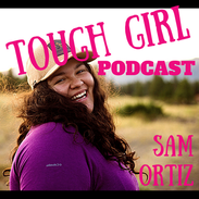 Sam Ortiz is a plus size, Latinx, rock climber, mountaineer, and founder of Climb Big.