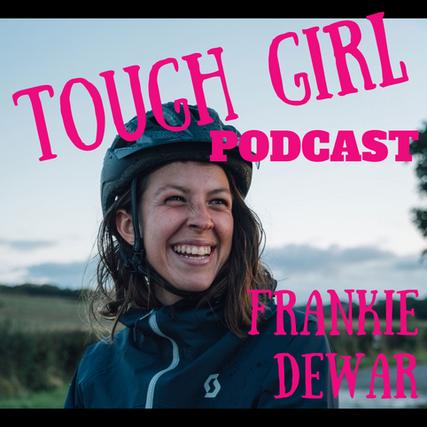 Frankie Dewar - Writer, speaker and content creator, cycling 3,175km around the UK.