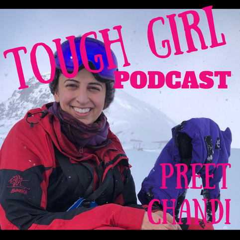 Preet Chandi - Army Physiotherapist, Ultra Runner, first solo unsupported expedition to South Pole!