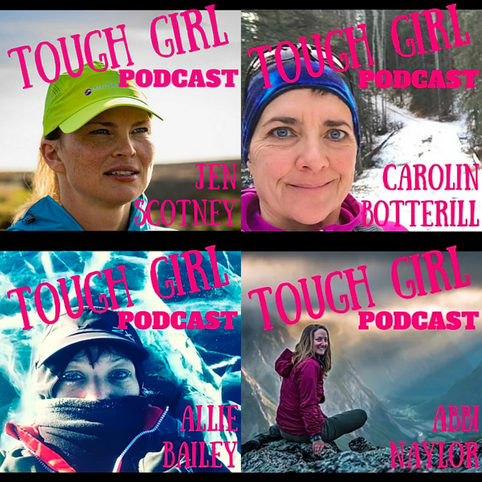 Ultra Runners Guests of Tough Girl Podcast (Part 7)