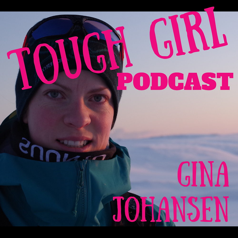 Gina Johansen - Walking 3,000km the length of Norway, plus a solo crossing of Lake Baikal in Siberia!
