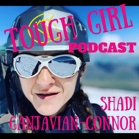 Shadi Ganjavian-Connor - Fellow of the Royal Geographic Society and IBG Philanthropist, Adventurer.