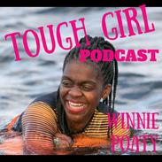 Winnie Poaty - Congolese open water swimmer. Mental Wellness Advocate.