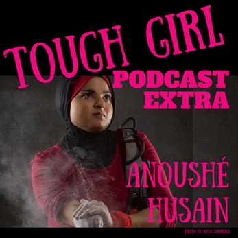 Anoushé Husain - Para-climber, cancer survivor & co-founder of Para Climbing London!