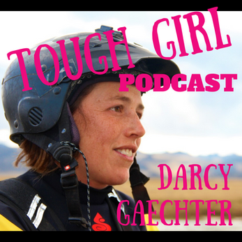 Darcy Gaechter - First woman to kayak the Amazon River, 4,300 miles from the source to the sea!