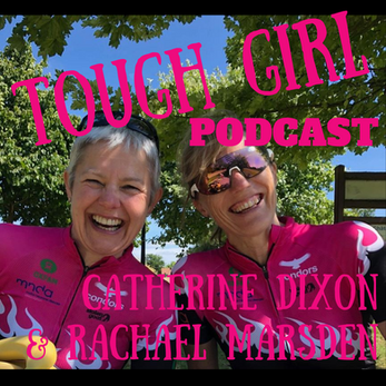 Catherine Dixon (Cat) and Rachael Marsden (Raz) cycling around the world to set a new tandem WR!