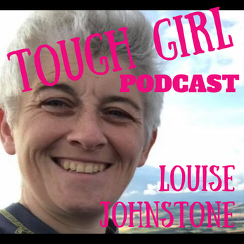Louise Johnstone - Endurance Athlete & PT, discussing mental health, Marathon des Sables & h