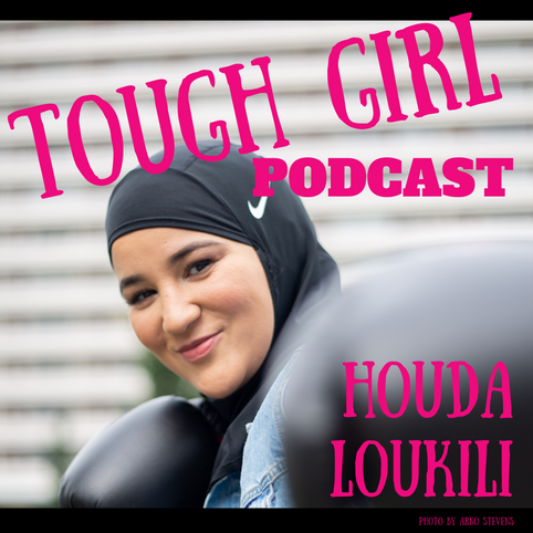 Houda Loukili - Former Dutch National Kickboxing Champion, and Youth Coach for Personal Growth