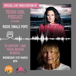Rosie Swale Pope MBE