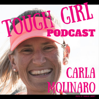 Carla Molinaro - Elite Ultra Runner - Breaking the women's record for Land's End to John O'Groats!