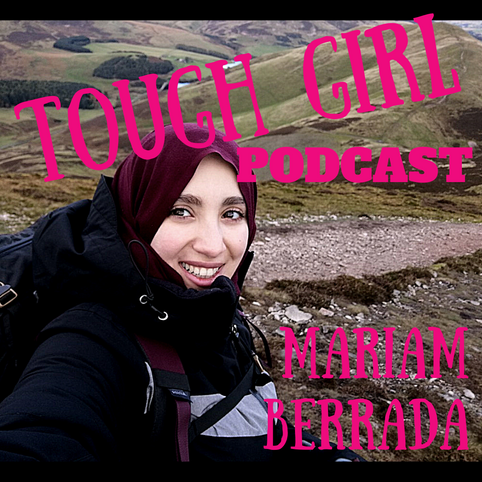 Mariam Berrada - The @hijabi.hiker who is excited about sharing her journey into the outdoors
