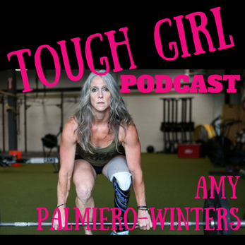 Amy Palmiero-Winters - Extreme Ultra Endurance Athlete.