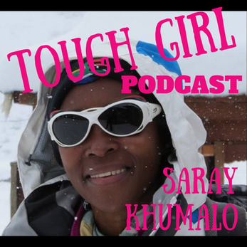 Saray Khumalo - first Black African woman to ski to the South Pole and summit Mt Everest