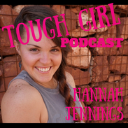 """Hannah """"The Destroyer"""" Jennings shares more on how to become a badass, level up your strength"""