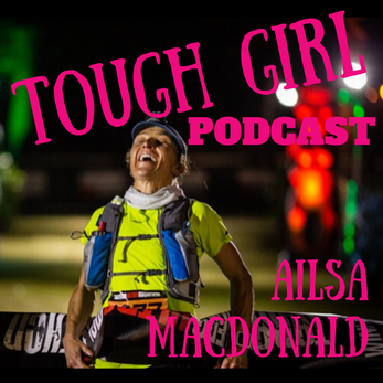 Ailsa MacDonald - Ultra Runner and Distance Triathlete, Canadian National Champion for 100 miles.