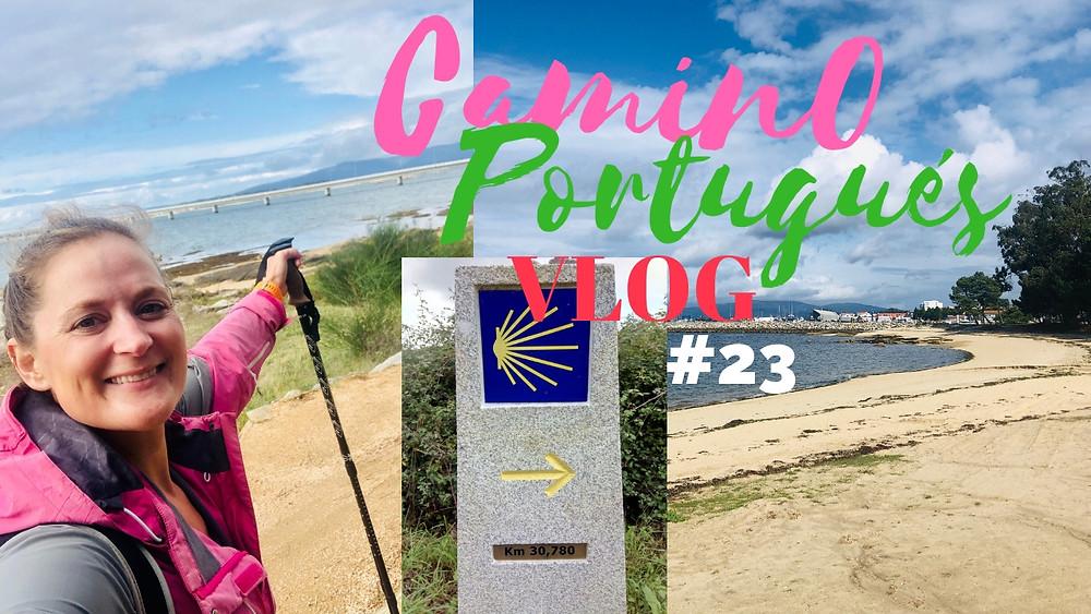 #23 - HORRENDOUS WEATHER....Ruta de la Piedra y del Agua (stone & water route!)