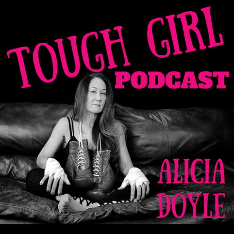 Alicia Doyle - Journalist & Author of 'Fighting Chance', winner of 2 Golden Gloves championship