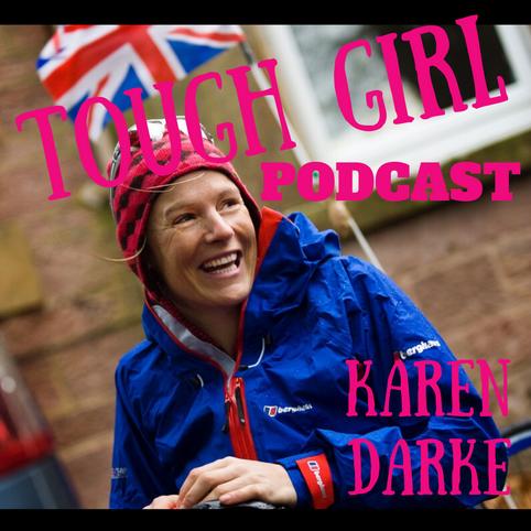 Karen Darke - British Paraplegic adventurer, athlete and author.
