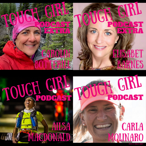 Ultra Runners Guests of Tough Girl Podcast (Part 11)