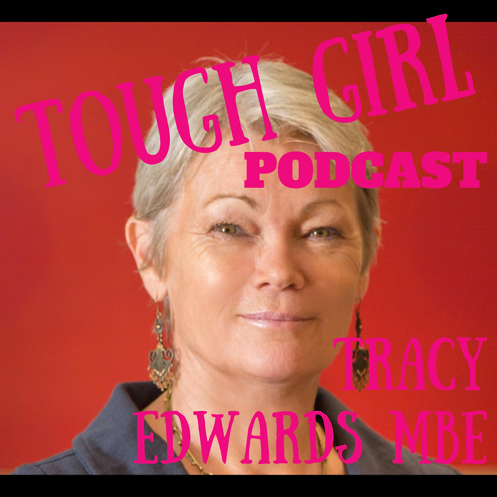 Tracy Edwards MBE - Round the World Sailor and Social Activist currently running The Maiden Factor Foundation fighting for the rights of all girls to an education