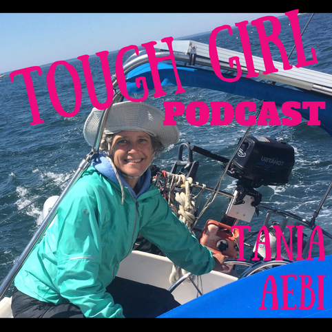 Tania Aebi - solo circumnavigation of the globe in a 26-foot sailboat between the ages of 18 and 21,