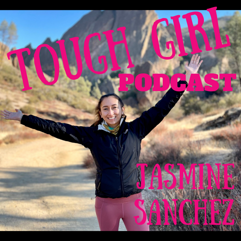Jasmine Sanchez - Runner, Founder of Vessel Athletics, and a Community Lead of the RIDC.