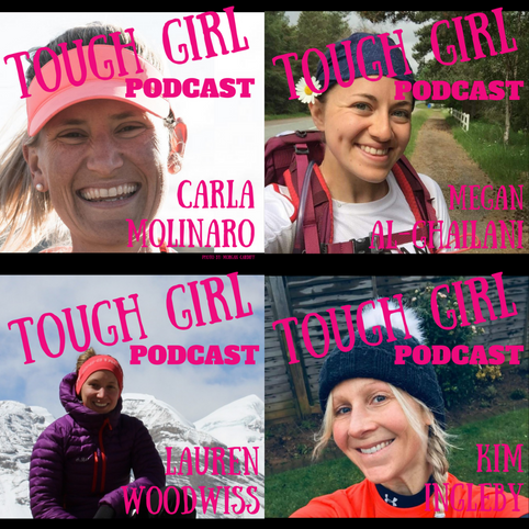 Tough Girl Podcast Guests Who Ran Specific Races (Part 5)