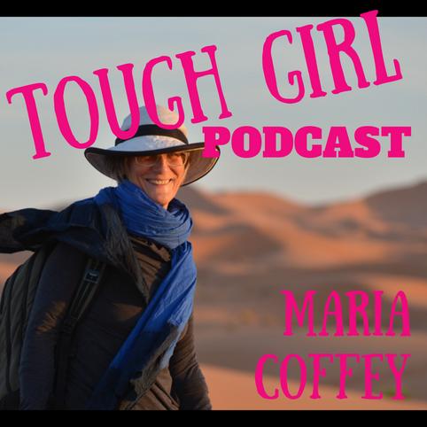 Maria Coffey - Award Winning Author, Adventurer & Pioneering Expedition Kayaker.