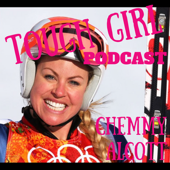Chemmy Alcott - 4X Winter Olympian and one of Great Britain's greatest ever skiers!