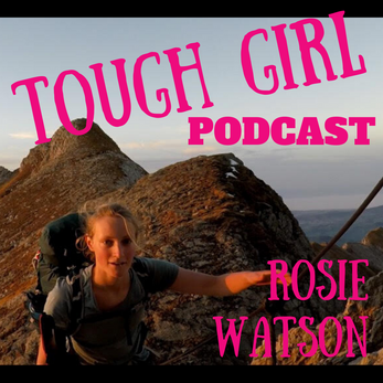 Rosie Watson - Running from the UK to Mongolia, finding stories of better ways of living in the clim